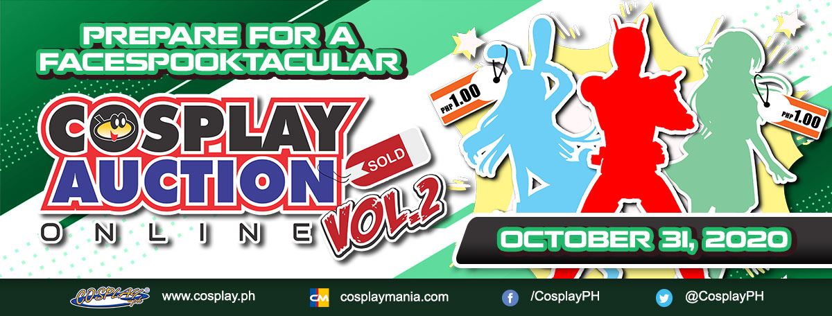 Cosplay Auction Online Vol. 2 landscape