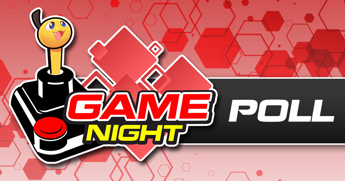 Game Night Poll Graphic