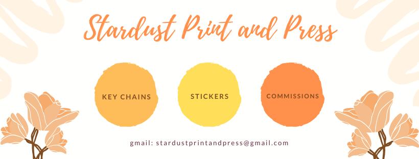 Stardust Print n Press
