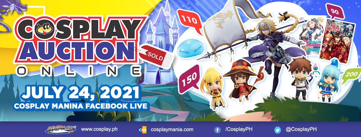 Cosplay Auction Online Vol. 7 Banner