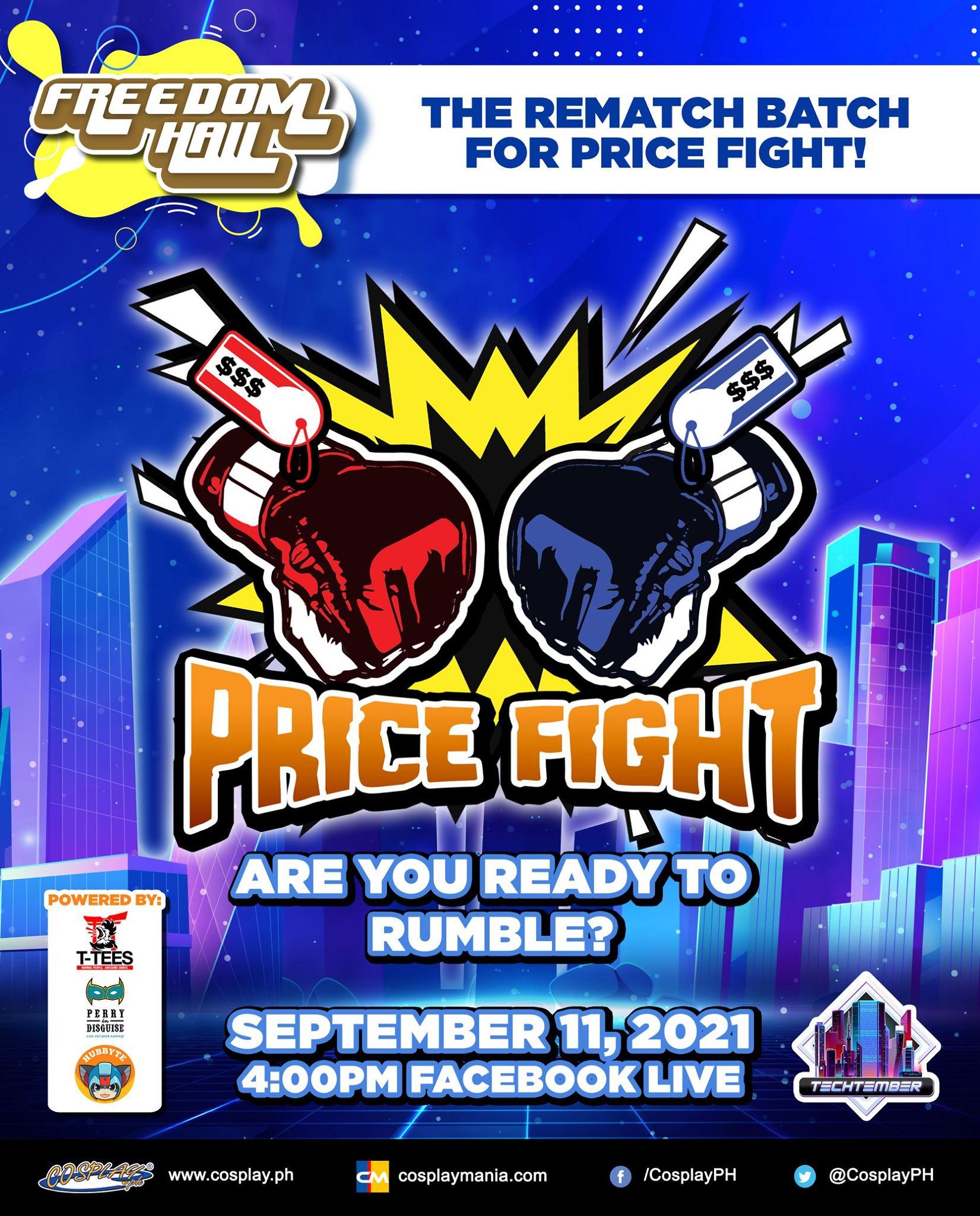 Price Fight Rematch